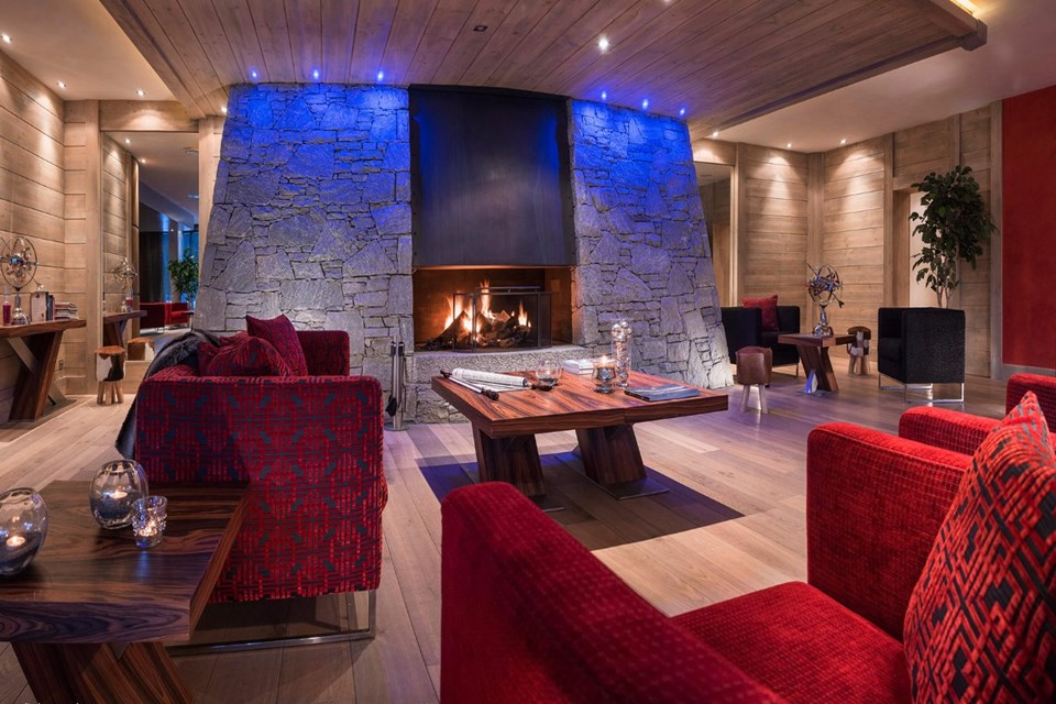 Le Centaure, Flaine (self catered apartments) - Residence Lounge