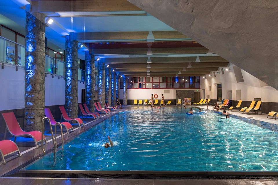 Le Centaure, Flaine (self catered apartments) - Indoor Pool