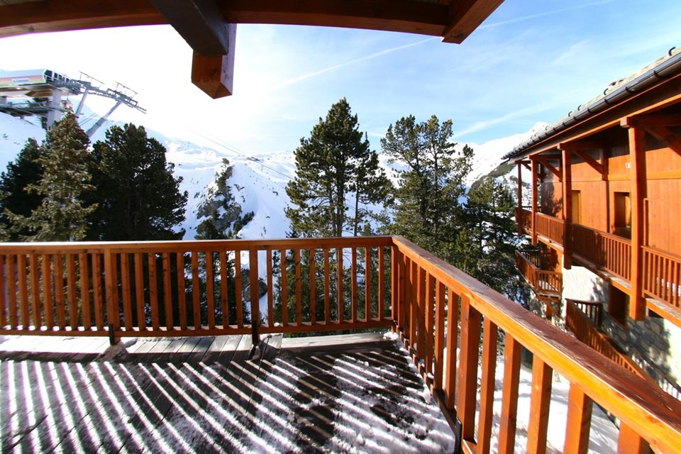Chalet des Neiges Arolles, Arcs 2000 (self catered apartments)