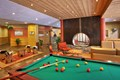 Cimes des Arcs, Arcs 2000 (self catered apartments) - Lounge with pool table