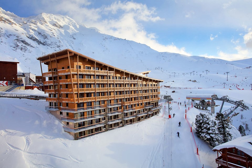 La Source des Arcs, Arcs 2000 (self catered apartments) - Foot of the slopes