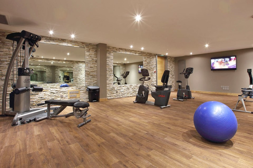 La Source des Arcs, Arcs 2000 (self catered apartments) - Gym