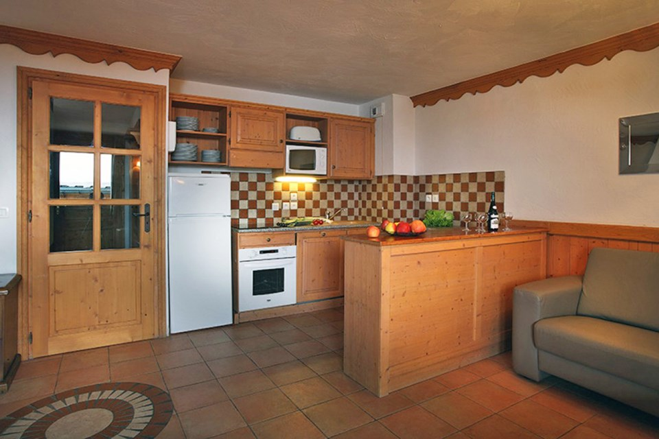 Chalet des Neiges Plein Sud, Val Thorens (self catered apartments) - Apartment