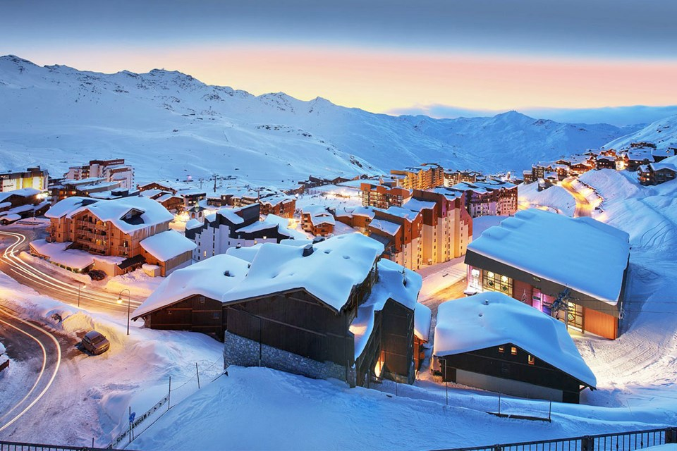 Koh i Nor, Val Thorens (hotel & apartments)