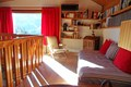 Le Lac Noir, Meribel (self catered apartment) - Mezzanine