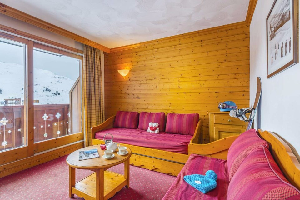 Aspen, La Plagne Village (self catered apartments) - Apartments