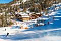 Les Chalets d'Edelweiss, La Plagne (self catered apartments) - 20m from slopes