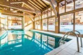 Les Chalets d'Edelweiss, La Plagne (self catered apartments) - Indoor Pool
