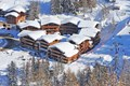 Les Chalets d'Edelweiss, La Plagne (self catered apartments) - Excellent location