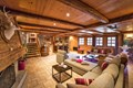 La Ferme, Meribel (Bed & Breakfast chalet) - Lounge