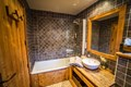 La Ferme, Meribel (Bed & Breakfast chalet) - Bathroom