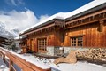La Ferme, Meribel (Bed & Breakfast chalet) - Terrace