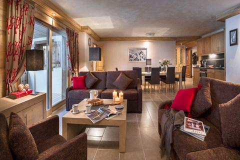 Oree des Neiges, Peisey Vallandry (self catered apartments) - Apartment