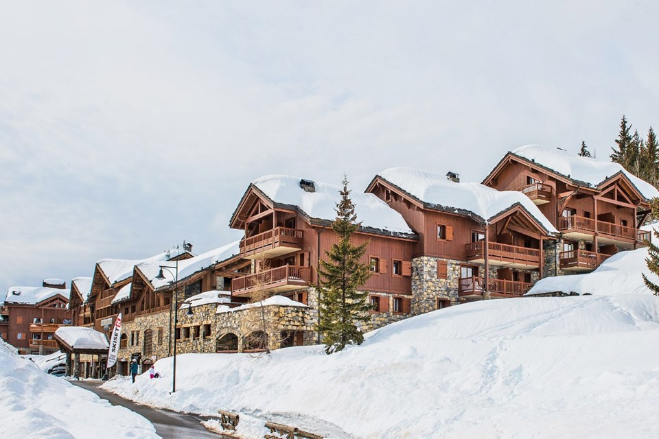 Les Cimes Blanches, La Rosiere (self catered apartments)