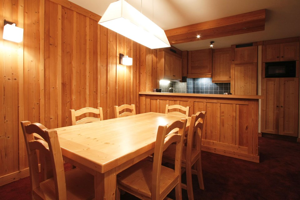 Goleon Val Ecrin, Les Deux Alpes (self catered apartments) - Apartment