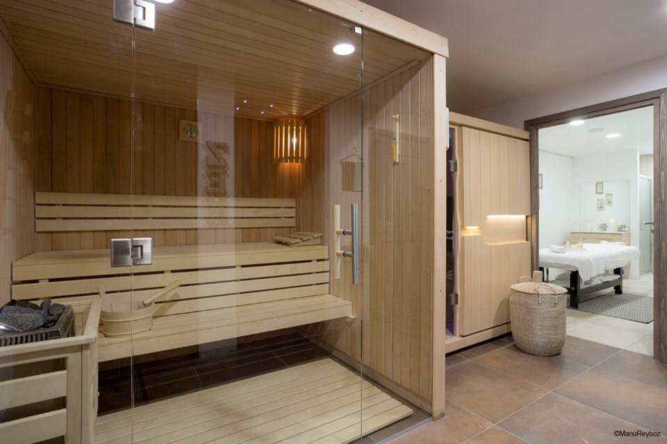 Hameau de Barthelemy, La Rosiere (self catered apartments) - Spa