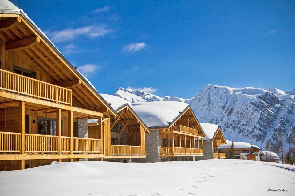 Hameau de Barthelemy, La Rosiere (self catered apartments)