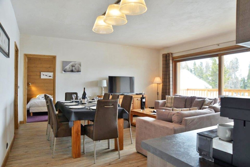 Carlina, Belle Plagne (self catered apartments and hotel) - Apartments