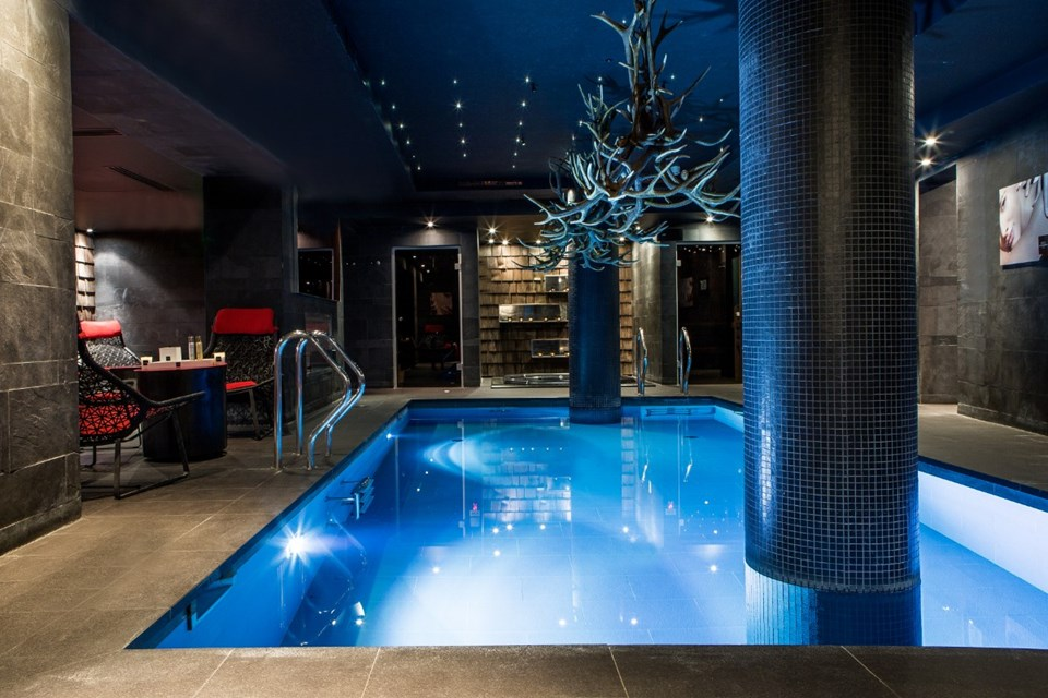 Hotel Avenue Lodge, Val d'Isere (hotel) - Indoor pool