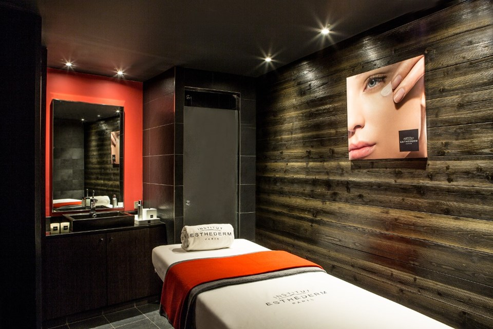Hotel Avenue Lodge, Val d'Isere (hotel) - Treatment room