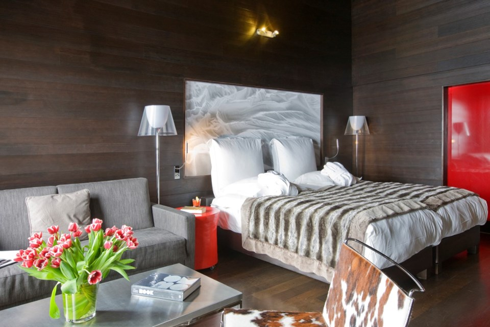 Hotel Avenue Lodge, Val d'Isere (hotel) - Superior room