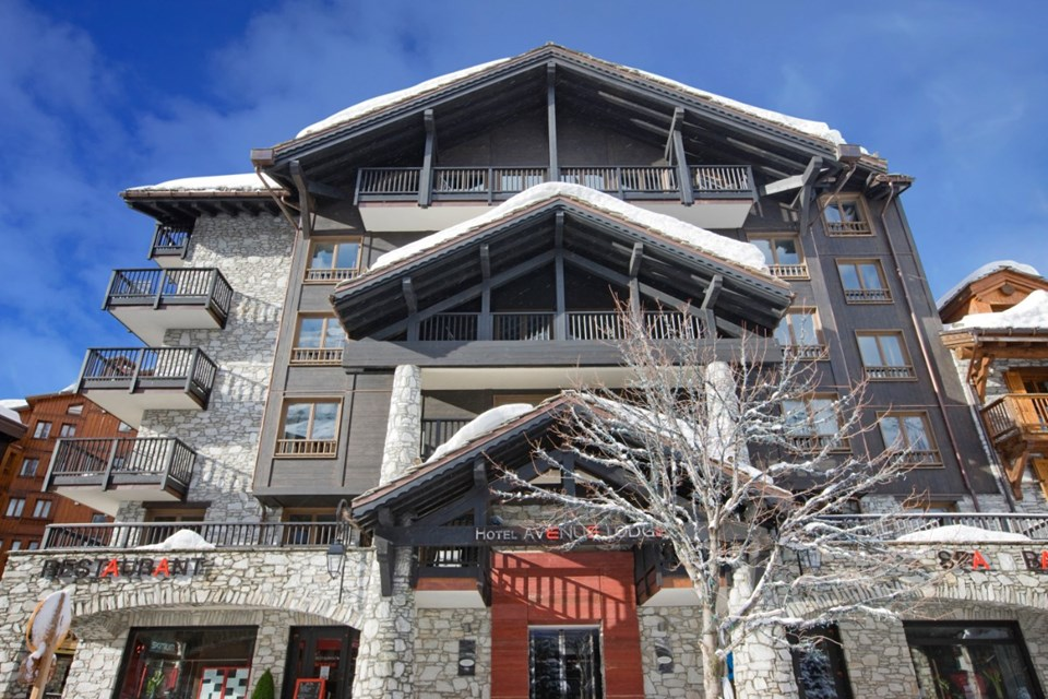 Hotel Avenue Lodge, Val d'Isere (hotel)