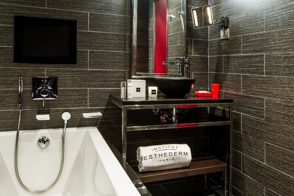 Hotel Avenue Lodge, Val d'Isere (hotel) - Bathroom
