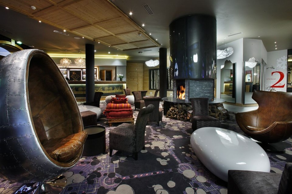 Koh i Nor, Val Thorens (hotel & apartments) - Bar