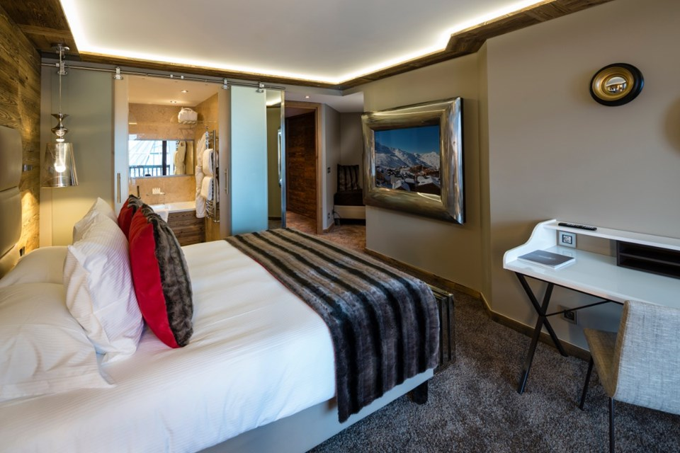 Koh i Nor, Val Thorens (hotel) - Superior hotel room