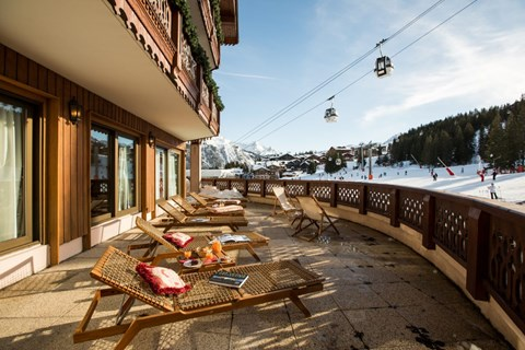 Hotel de la Loze, Courchevel