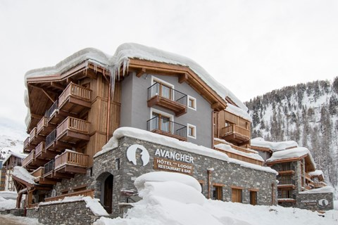 Avancher, Val d'Isere (self catered apartments & hotel)