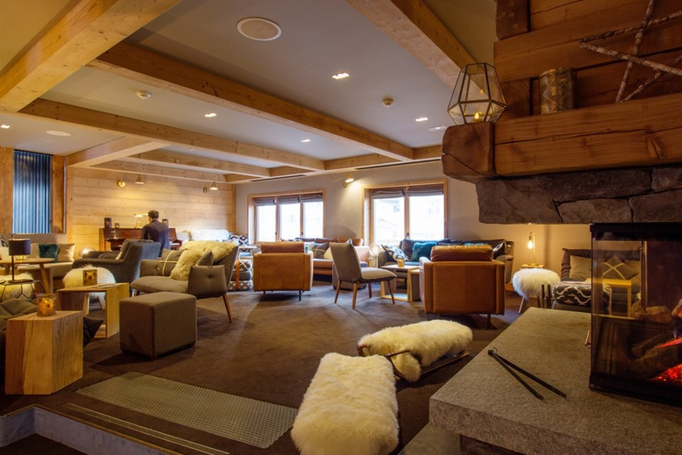 Avancher, Val d'Isere (self catered apartments & hotel) - Lounge