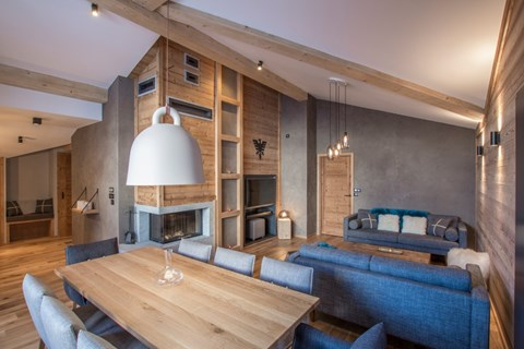 Avancher, Val d'Isere (self catered apartments & hotel) - Apartments