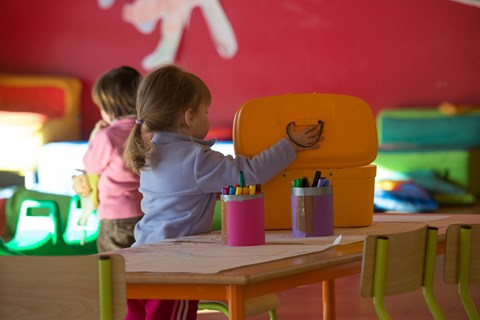 Childcare - ESF - Garderie