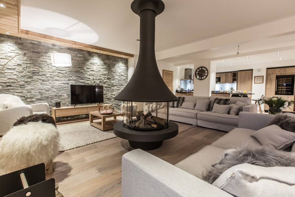 Whistler Lodge, Courchevel Moriond (self catered apartments) - 3 bed luxe 6