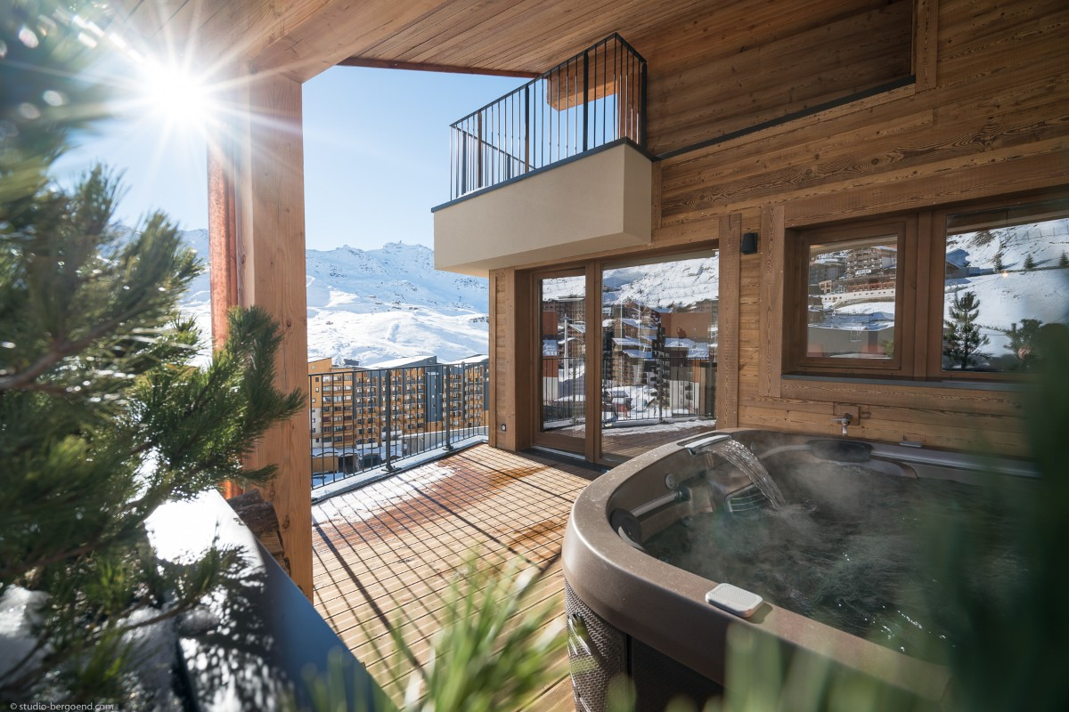 Chalet Cocoon, Val Thorens