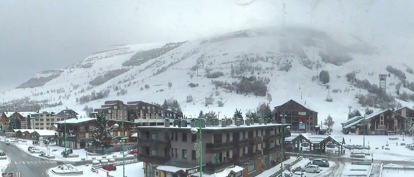 Webcam de la station Les 2 Alpes du 21 novembre 2018