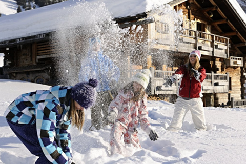 Other activities on ski holidays