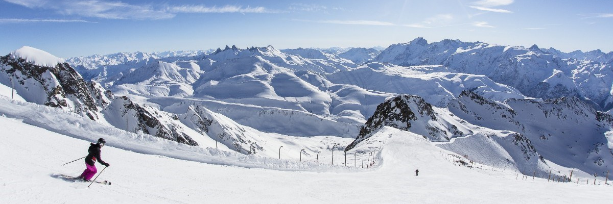 You'll find our Directors' Choice residences throughout the French Alps...