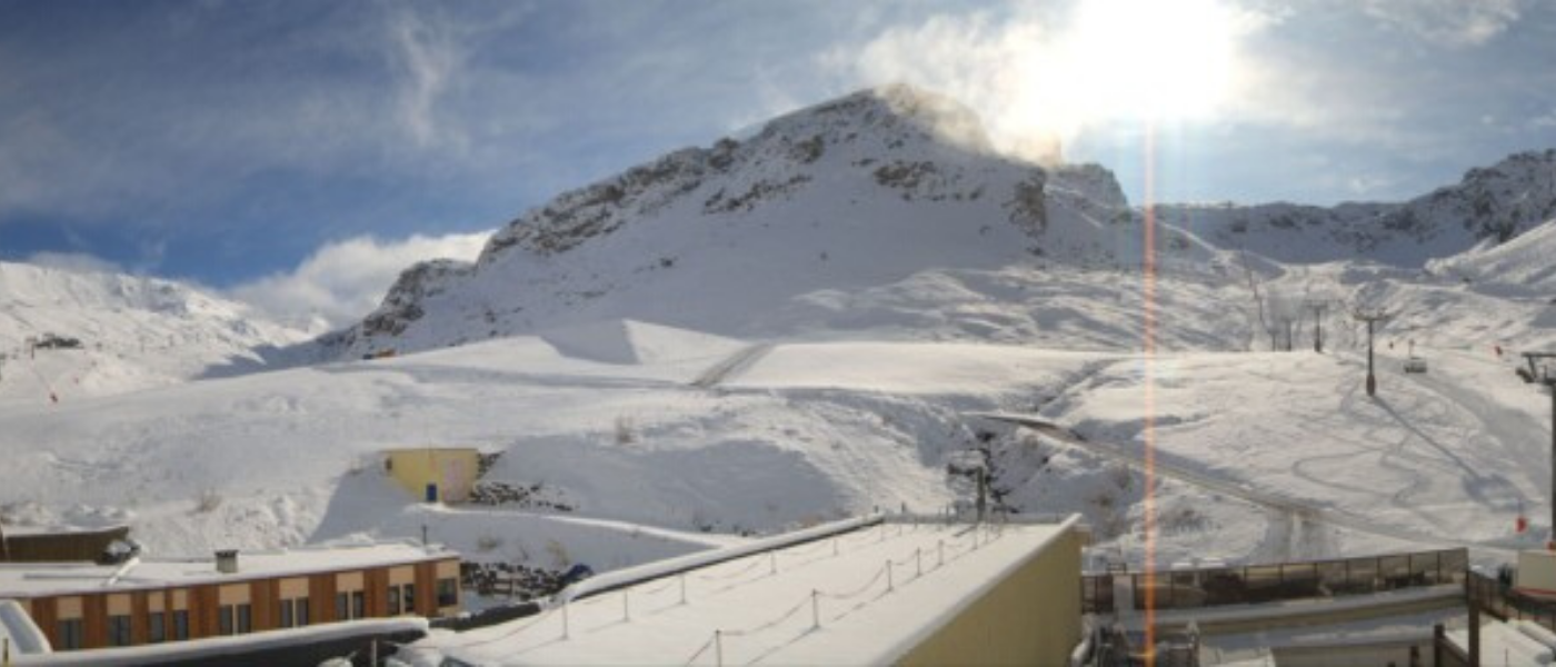 Tignes Val Claret webcam