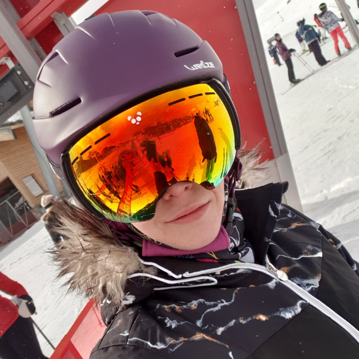 Ski Collection's Hannah