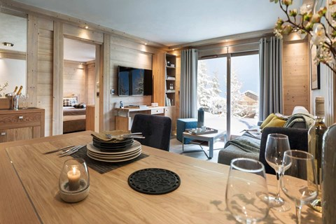 Alpen Lodge MGM self-catered apartments, La Rosiere Tarentaise