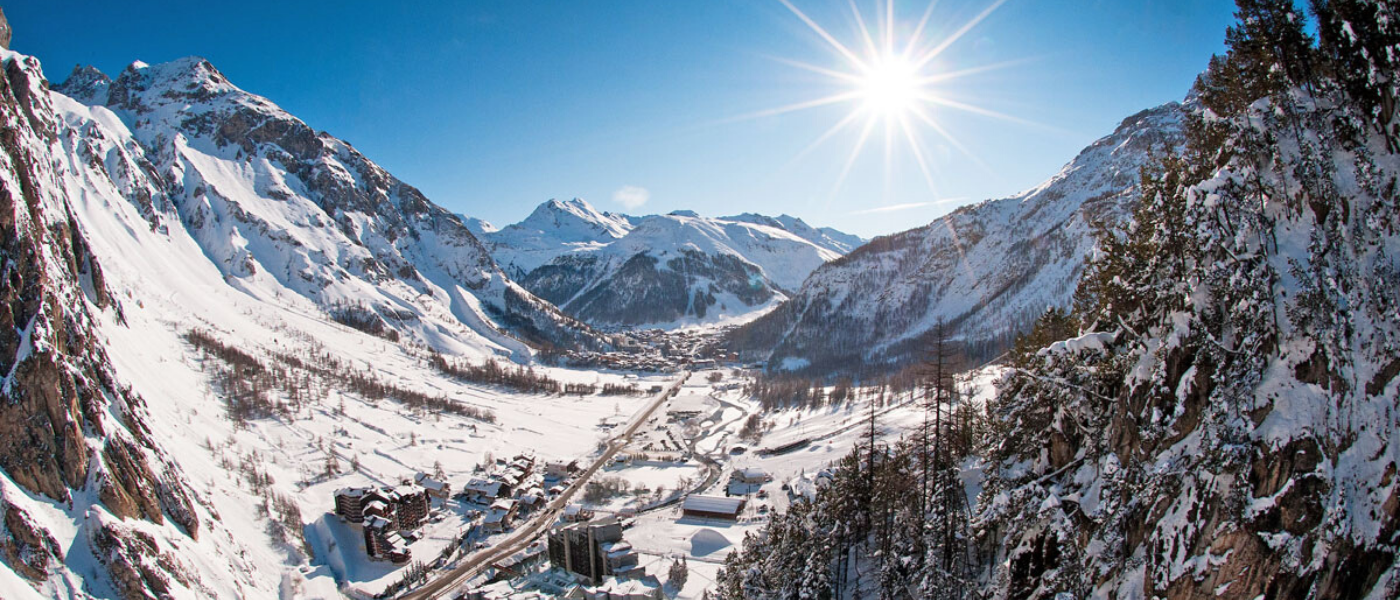 Val d'Isere resort