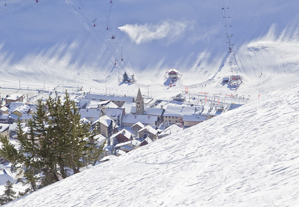 Montgenevre Ski Resort