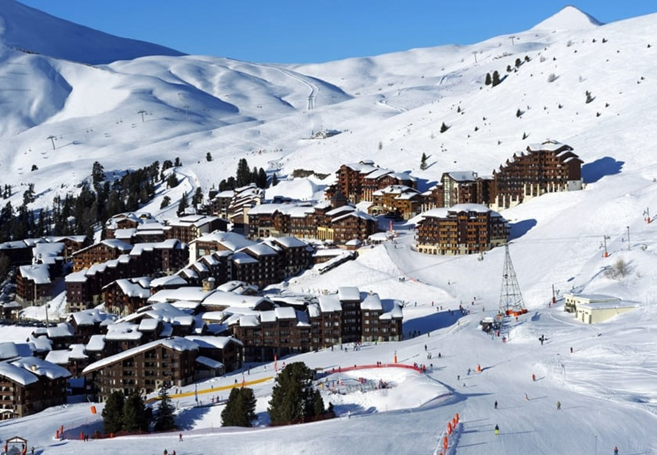 Belle Plagne Ski Resort (©PRoyer)