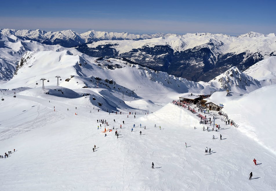 La Plagne Ski Resort (©P-Royer)