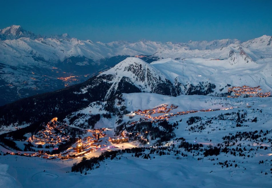 La Plagne Ski Resort